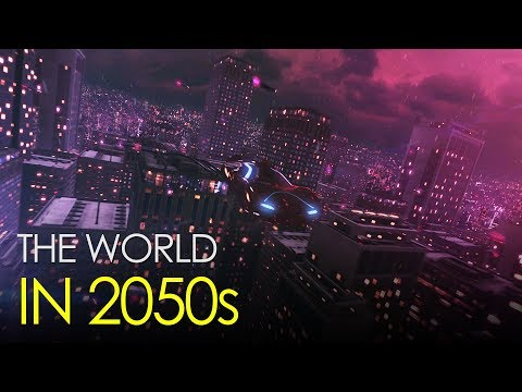 The World in 2050s