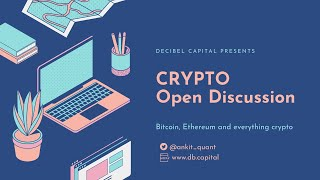 Crypto Open Discussion - Bitcoin Ethereum Trading in India