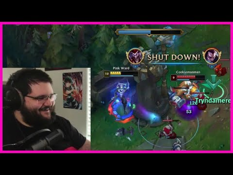 They Had The Audacity To Disrespect Pinkward - Best of LoL Streams #1045