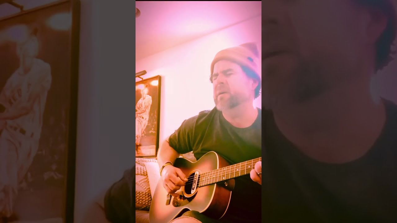 Learning to Live Again - Garth Brooks (Acoustic Sessions) - David Nail