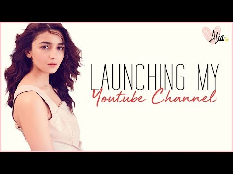 Bollywood's Alia Bhatt joins Priyanka Chopra, Devgn on YouTube