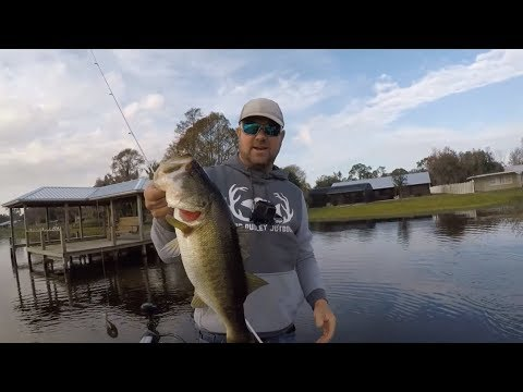 Tuning up for this week's FLW tour event! Lake Marion FL!