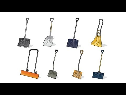 Pick the Right Kind of Snow Shovel For Every Situation With This Video