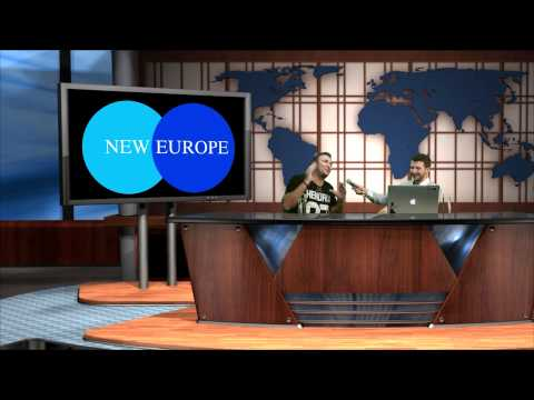 Antonis Remos, interview at New Europe Studios