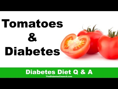 Are Tomatoes Good For Diabetes?