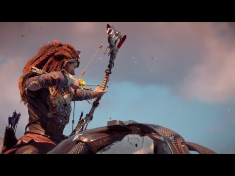 Horizon Zero Dawn should be Game Of The Year- watch and see why.