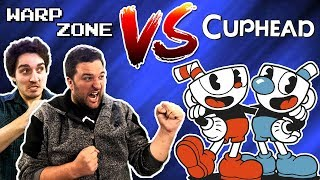 WHY IS THIS GAME SO HARD?! (Warp Zone VS Cuphead)