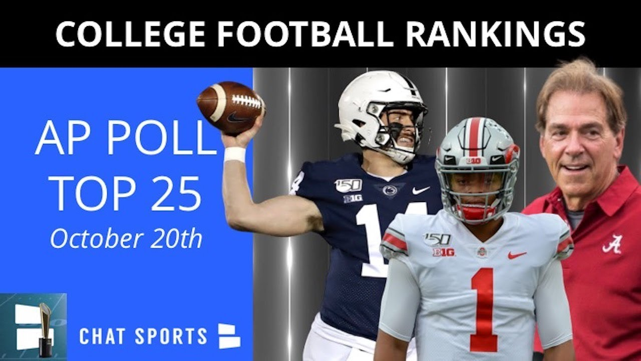 How far did Penn State football drop in the top-25 rankings after ...