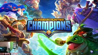 100 SUMMON(#3) - Dungeon Hunter Champions