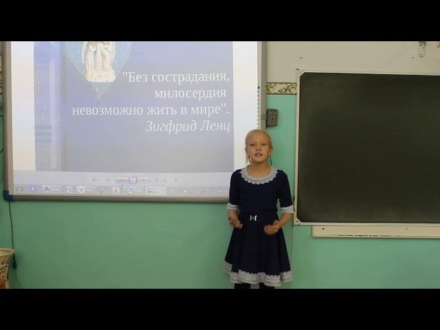 Изображение предпросмотра прочтения – ЛилияБелова читает произведение «Поэзия сострадания» И.В.Северянина