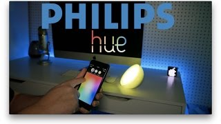 Philips Hue Go wireless portable LED