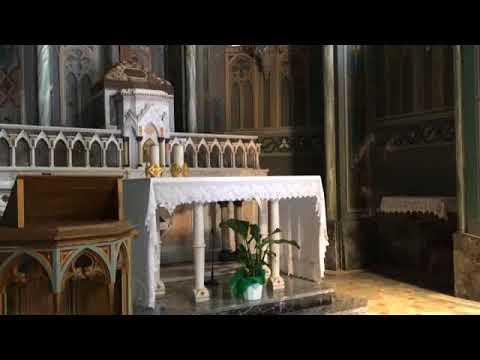 Sapri, chiesa a rischio crolli. Sospese le cerimonie a Santa Croce .