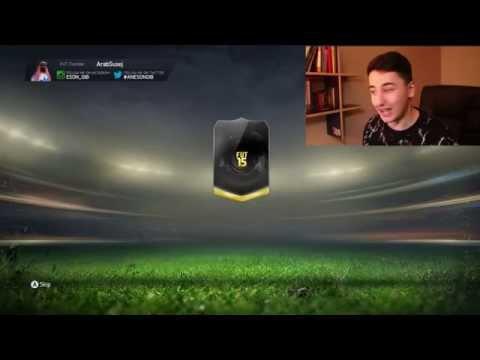 FIFA 15 AMAZING PACK OPENING.ЛАКЕР ГОДА