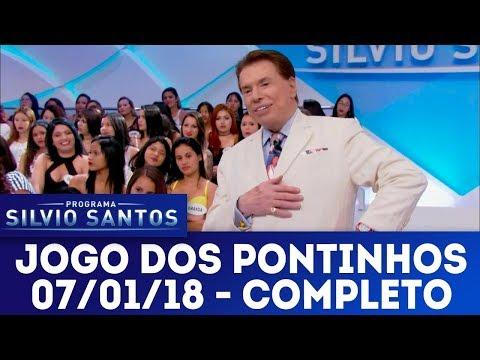 Jogo dos Pontinhos - Completo  | Programa Silvio Santos (07/01/18)
