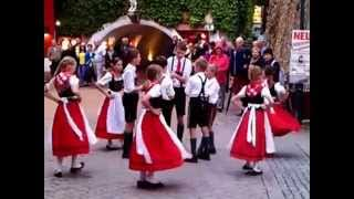 Traditional Dances St Wolfgang