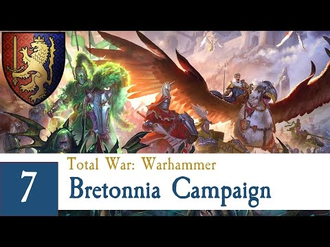 Organising a United Bretonnia - Bretonnia...