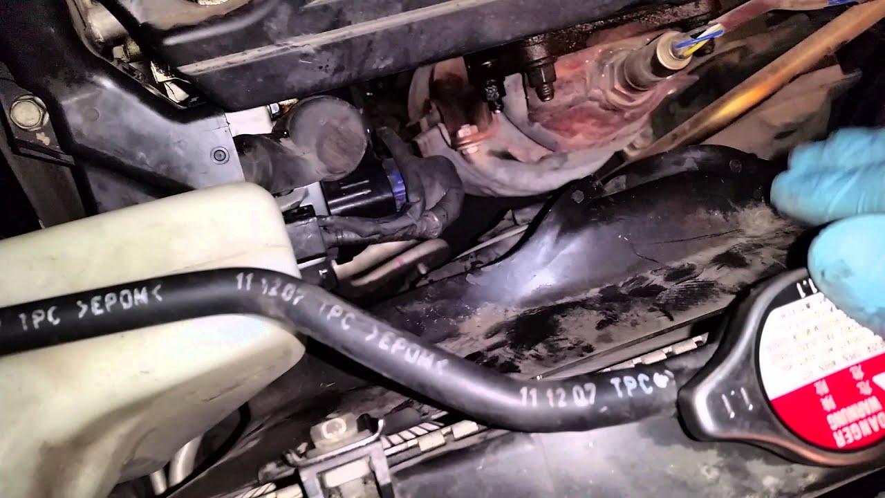 small resolution of 2008 honda accord 3 5l alternator replacement