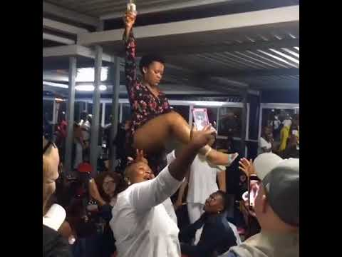 Zodwa Wa Bantu Showing Her Best Dance Moves 2018 Compilation