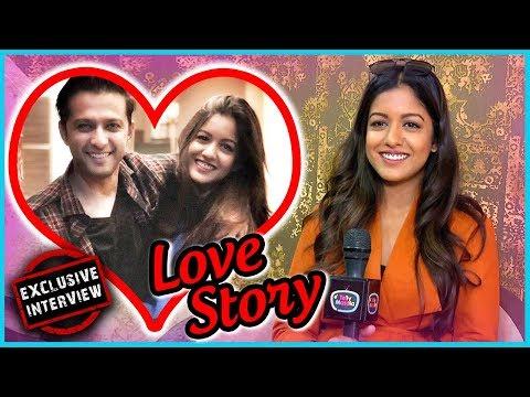 Vatsal Seth And Ishita Dutta Love Story | Exclusive Interview | TellyMasala