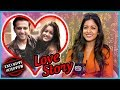 Vatsal Seth And Ishita Dutta Love Story | Exclusive Interview | TellyMasala