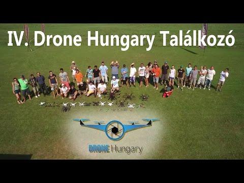 IV. Drone Hungary találkozó - Meetup & race event - 2015.08.30.