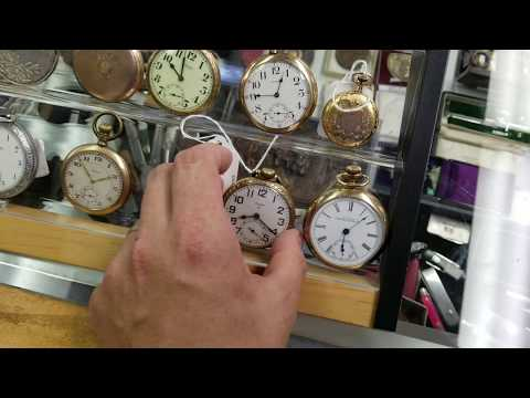 Pocket Watches - What To Look For, Brief Overview