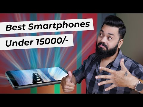 TOP 5 BEST MOBILE PHONES UNDER ₹15000 BUDGET ⚡⚡⚡ MARCH 2020