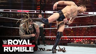 "Daniel Bryan goes low to combat ""The Fiend"" Bray Wyatt: Royal Rumble 2020 (WWE Network Exclusive)"