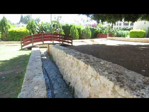 Jericho, Elisha's Spring (Ein as-Sultan) - still exists to this day