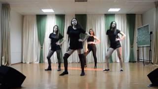 Конкурс талантов СШ№14 г. Брест команда 'Pink punk'