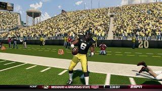 NCAA Football  14 Iowa Hawkeyes Sim Only Dynasty [Ep.3]