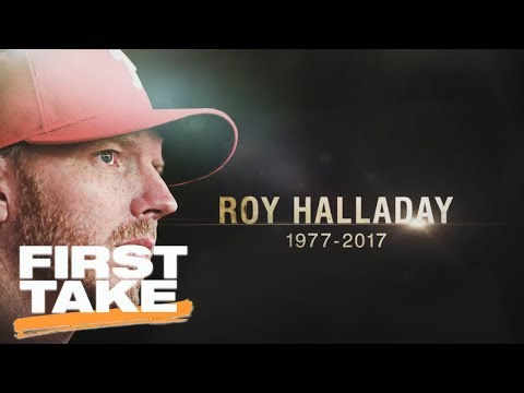 First Take remembers Roy Halladay | First Take | ESPN