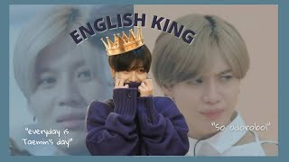 taemin moments that fry my chicken // SHINEE/SUPERM