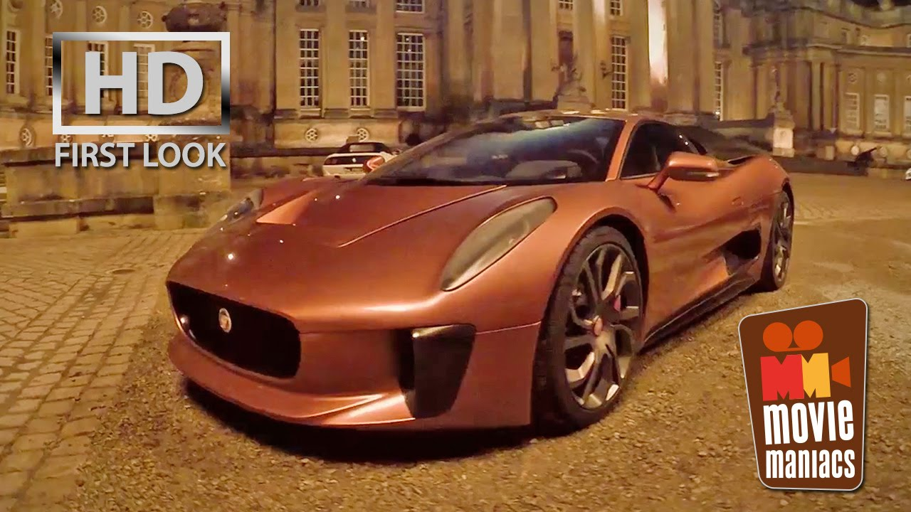 James Bond 007 Spectre Car Chase Through Rome Official Featurette 2017 Daniel Craig You