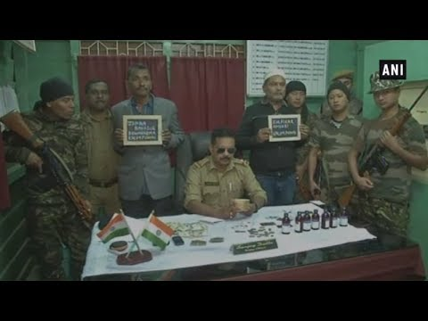 2 held for smuggling elephant ivory, other wildlife articles in Jalpaiguri