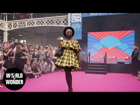 Queens' Walk: DragCon UK 2020