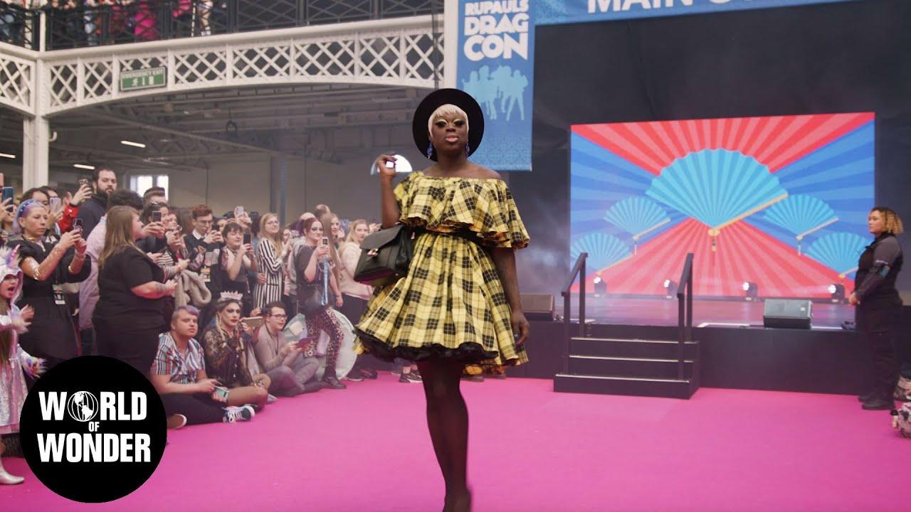 Download Queens' Walk: DragCon UK 2020