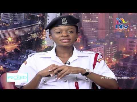 'Nilishika mtu, akanipenda': Police officer shares experience in line of duty || The Wicked Edition