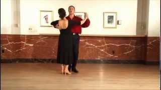 Foxtrot - Swing Step - Virtual Ballroom Lessons