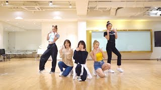 Download lagu Red Velvet 레드벨벳 음파음파 Dance Practice