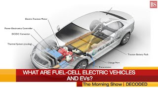 What are fuel-cell electric vehicles and how are they different from EVs?