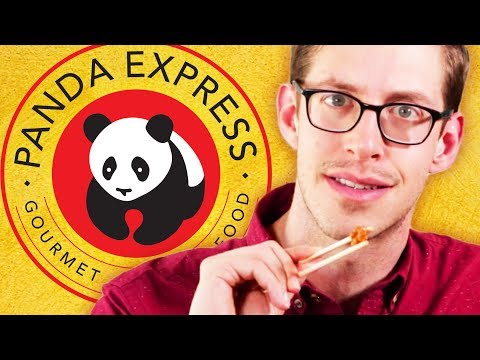 Keith Eats Everything At Panda Express