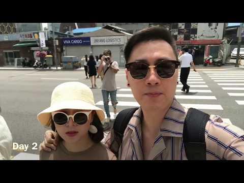 [Vlog] 10 ngày ở SEOUL ep1
