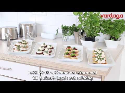 Maten på Vardagas äldreboende är god, näringsriktig och har hög kvalitet