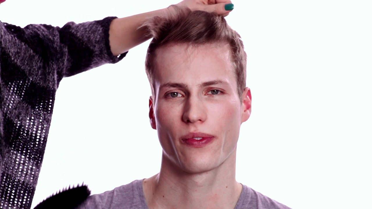 Männerfrisuren Anleitung Schneiden Hochsteckfrisuren