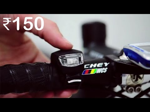 5 Bicycle Accessories Everyone should try on Amazon-India [Hindi]