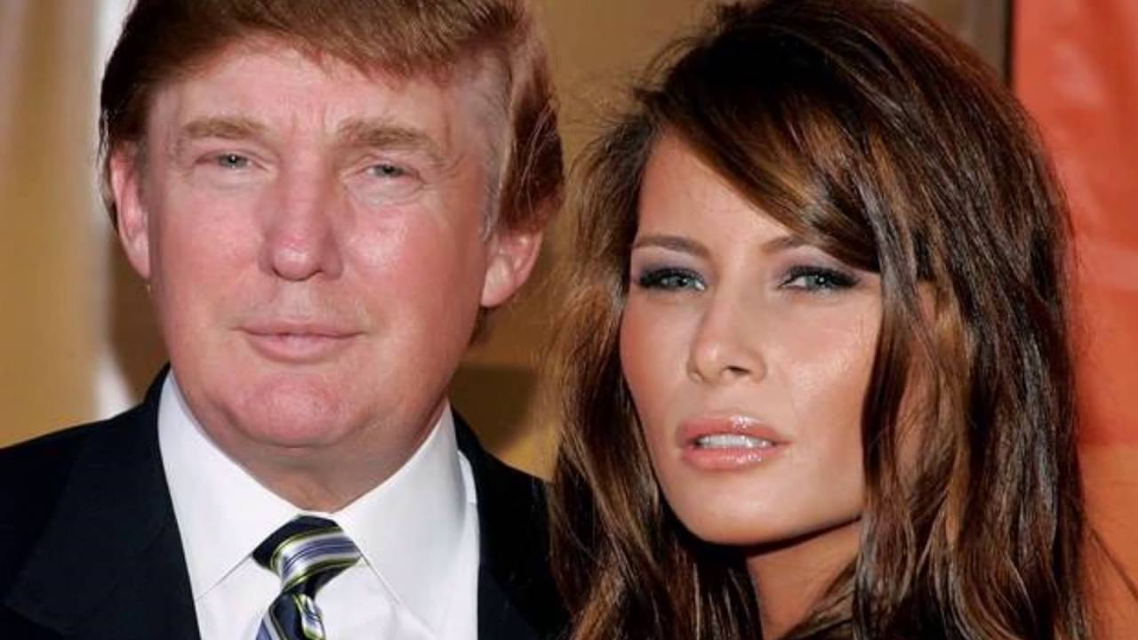 wife of donald trump - 1004×666
