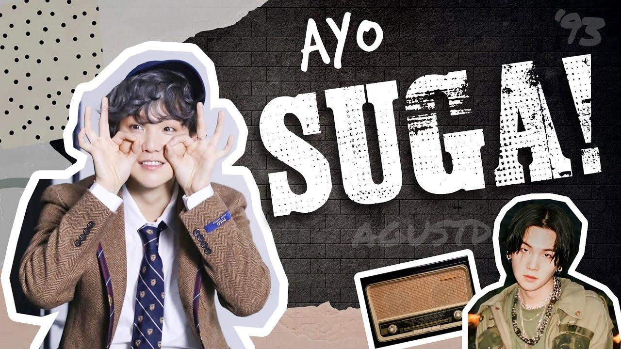 BTS Suga's Duality [ENG SUB]