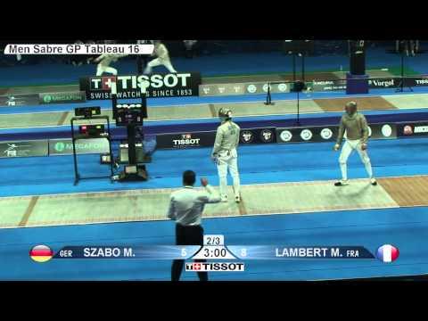 Moscow 2015 MS GP T16 02 blue Lambert M FRA vs Szabo M GER
