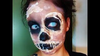 Halloween Series 2017: Easy Mummy Makeup Tutorial